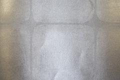 Квадрат в серебре