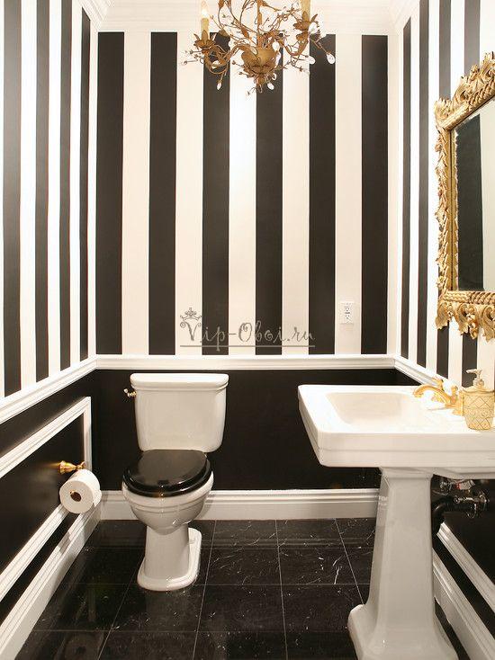 Черно белые  на стену