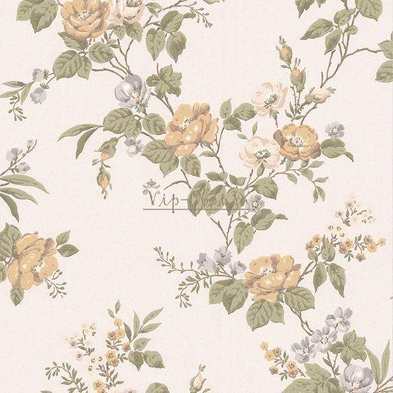 Обои Spell Bound 50-437 бренда Graham & Brown с цветочным рисунком глянцевые.