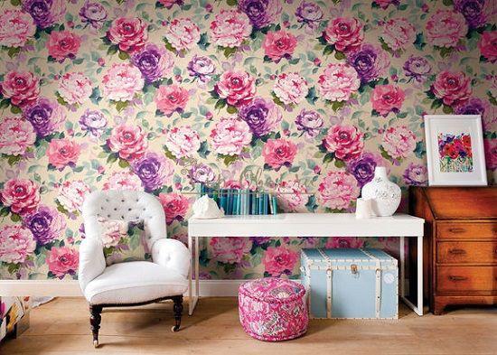Фотообои розы на стену
