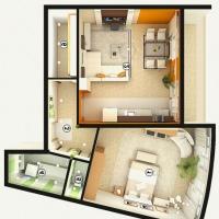 Как выбрать планировку квартиры: фото