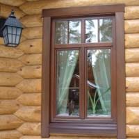 Окна для дачи: фото