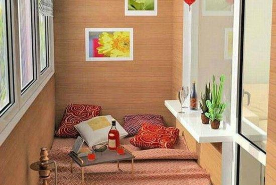 Как превратить балкон в функциональную комнату?.