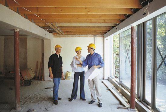 Строительство и ремонт: фото