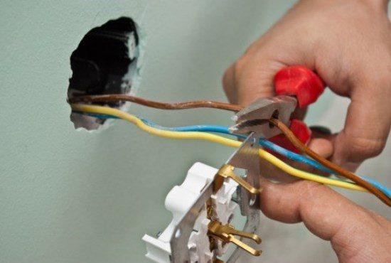 Замена электропроводки в квартире: фото