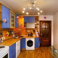 Косметический ремонт квартиры: фото