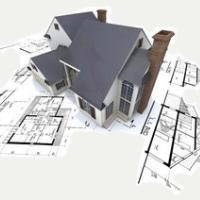 Планировка загородного дома: фото
