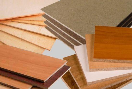 Древесно-плитные материалы: фото