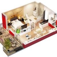 Выбор планировки квартиры: фото