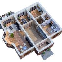 Правила перепланировки дома: фото