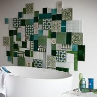 Варианты укладки плитки в ванной: фото