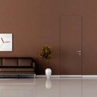 Скрытые межкомнатные двери: фото