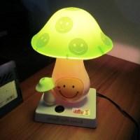 Детский настольный светильник: фото