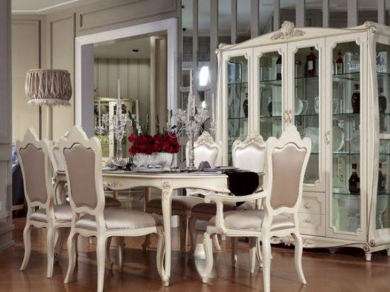 Элитная мебель для кухни: фото