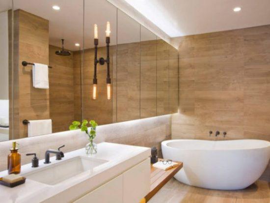 Ремонт в ванной: фото