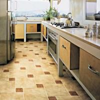 Кафельная плитка на кухню: фото