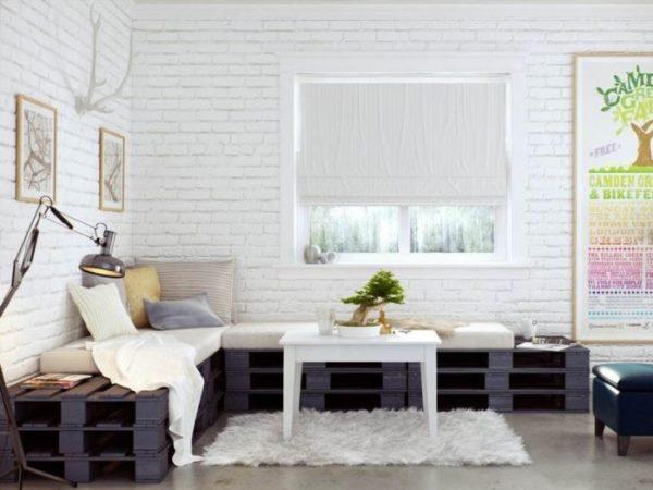 Дизайн гостиной - 3
