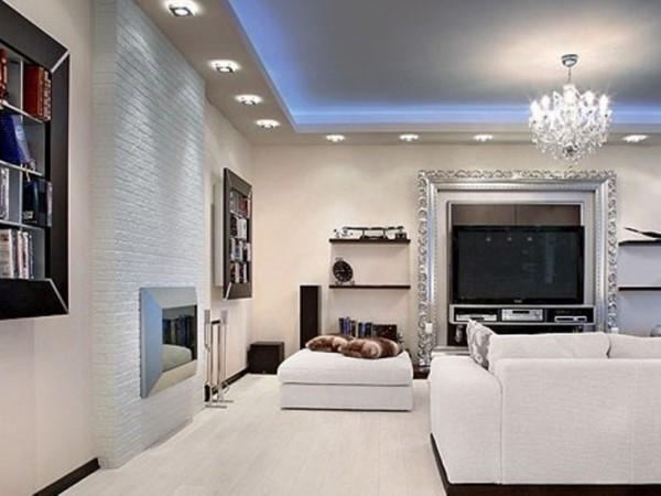 Дизайн гостиной - 4