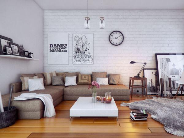 Дизайн гостиной - 5