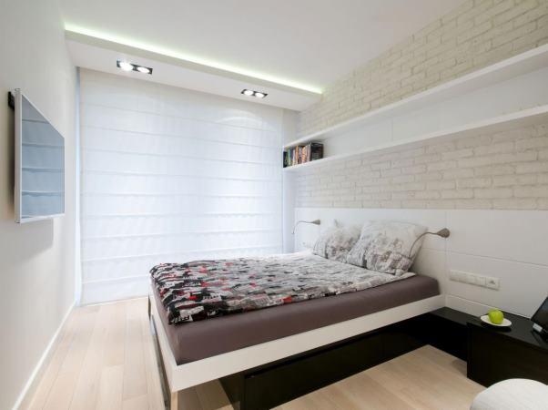 Интерьер спальни - 3
