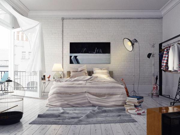 Интерьер спальни - 4