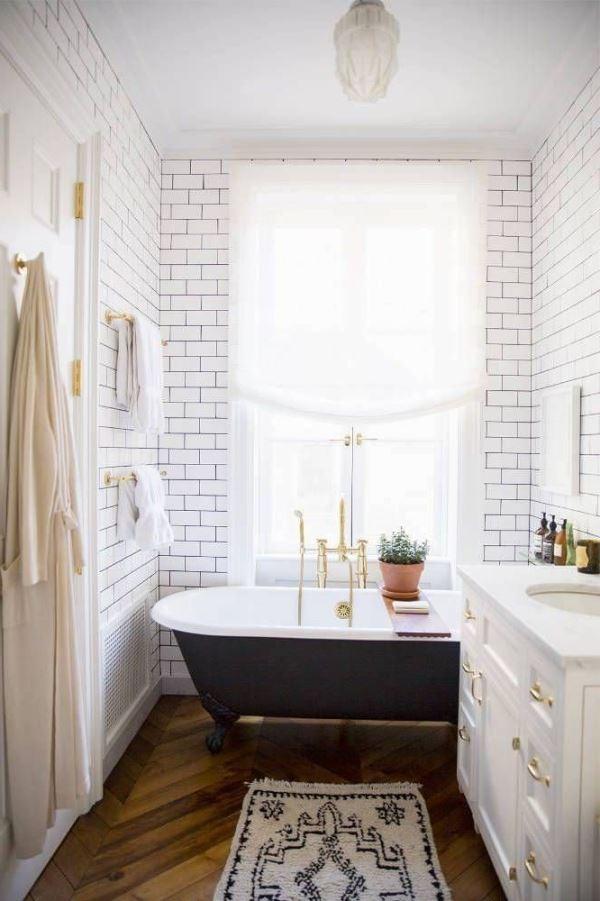 Интерьер ванной - 4