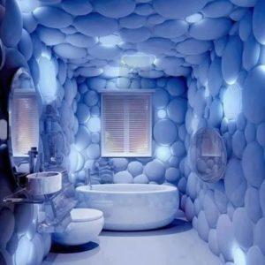 Сколько стоит ремонт в ванной и туалете?