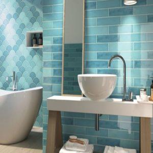 Выбор плитки в ванную